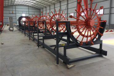 स्टील ढेर पिंजरे वेल्डिंग मशीन, स्टील रीबर पिंजरे बनाने की मशीन