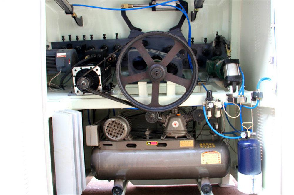 सीएनसी तार झुकने मशीन 4