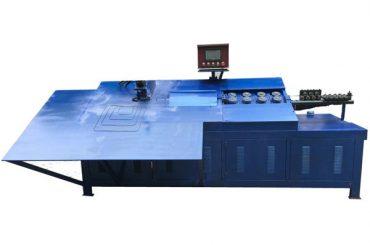 पूर्ण स्वचालित सीएनसी नियंत्रण 2 डी तार झुकने मशीन की कीमत