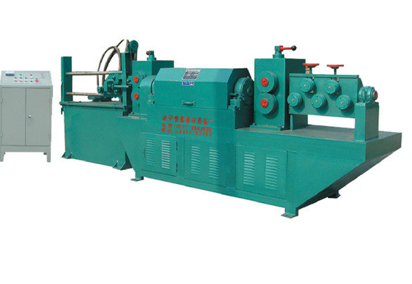 पूर्ण स्वचालित सीएनसी नियंत्रण प्रकार straightening और काटने की मशीन