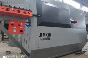 rebar रकाब झुकने मशीन, स्टील बार रकाब बनाने की मशीन, बार झुकने मशीन को मजबूत