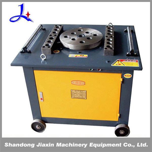 लोहा स्क्रॉल झुकने मशीन बनाया